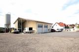 Der Bauhof  verfügt jetzt unter anderem über einen Waschplatz und Schüttgutboxen. Vor allem das Entwässerungsproblem wurde gelöst.    Foto: Sandra Dietrich-Kast